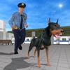Subway Police Dog n Police Car - Cop Dog Rush Vs Robbers Start Control Crime Rate At Railway Station vermont crime rate