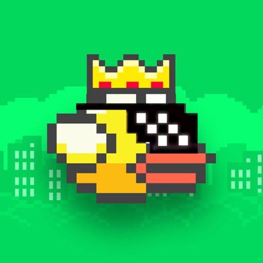 Flappy Bird Returns Update - The Gold Version Of Bird Family ( challenge 36 Advanced Levels ) iOS App