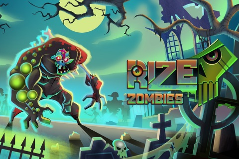 RIZE: Zombies screenshot 1