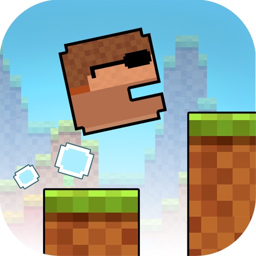 Crossy Block Runner - Dashy Blocky Road Challenge iOS App