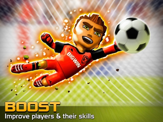 Big Win Soccer для iPad