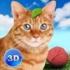 Cat Simulator: Cute Pet 3D - Be a kitten, tease a dog!