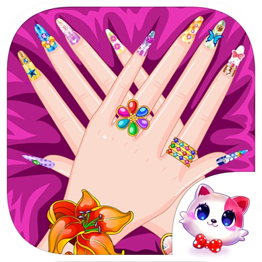 Manicure Salon - Game For Girls iOS App