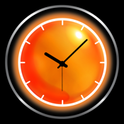 Weather & clock free widget icon