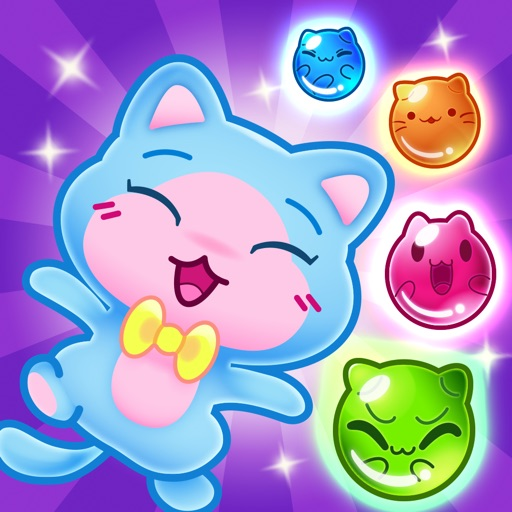 Kitty Pawp Bubble Shooter