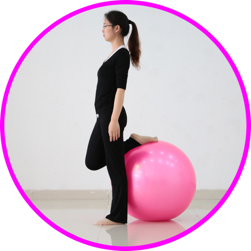 Pilates Gym Ball Mac OS X