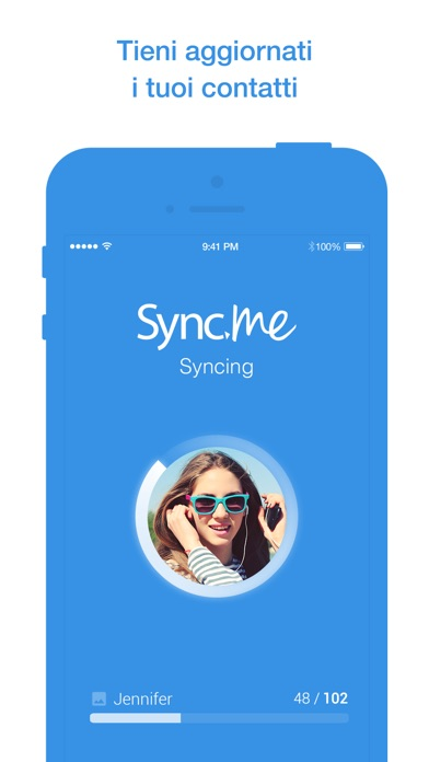 Screenshot of Sync.ME - Know who's calling4