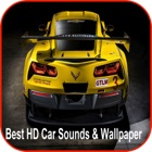 Best HD Car Sounds Supercars HD Cars Wallpaper Traffic Car Racer Rider Games icon