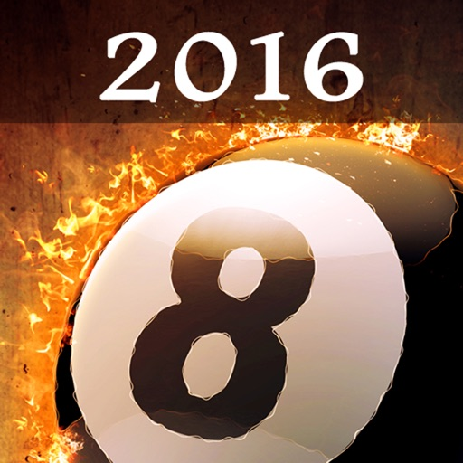 2016! 8 Ball Pool iOS App