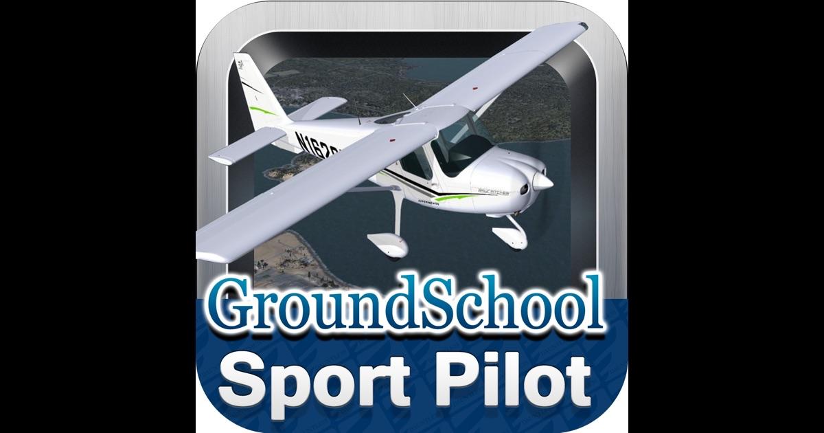 Faa Sport Pilot Written Exam   CINEMAS 93