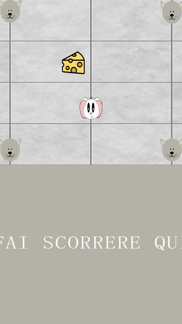 Screenshot of Topo Pazzo Fuga Mania - nuovo trucco Dodge gioco arcade2