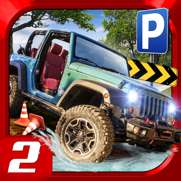 offroad 4x4 truck trials parking simulator 2 a real stunt car driving racing sim on the app store. Black Bedroom Furniture Sets. Home Design Ideas