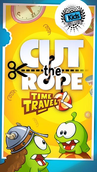 Cut the Rope: Time Tr... screenshot1