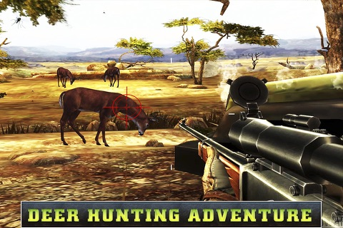 Big Buck Deer Hunting Elite Pro - Tilt Sniper Pro Hunting Edition screenshot 1