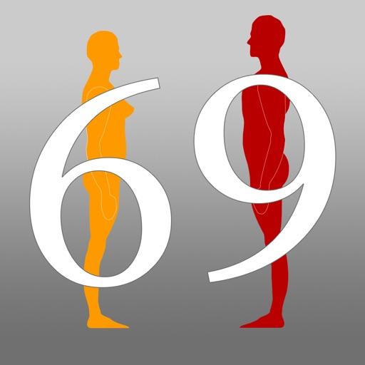 69式性爱体位指南