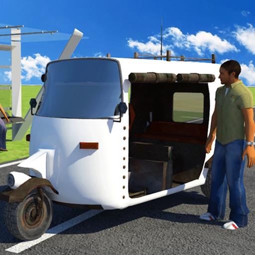 Auto Rickshaw Driver Simulator iOS App
