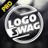 Logo Swag Pro - Instant generator for logos, flyer, poster & invitation design