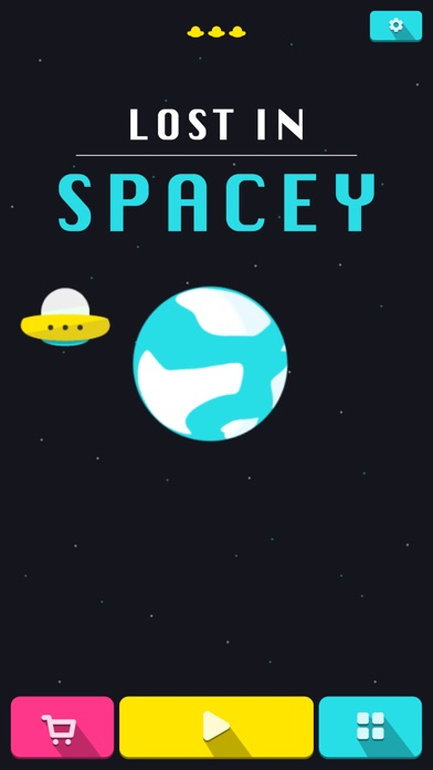 Lost In Spacey Screenshot