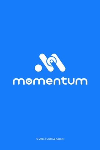 Momentum Client screenshot 1