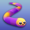 Flashy Worms - All Colorful Skins New Update Version of Snake Slither
