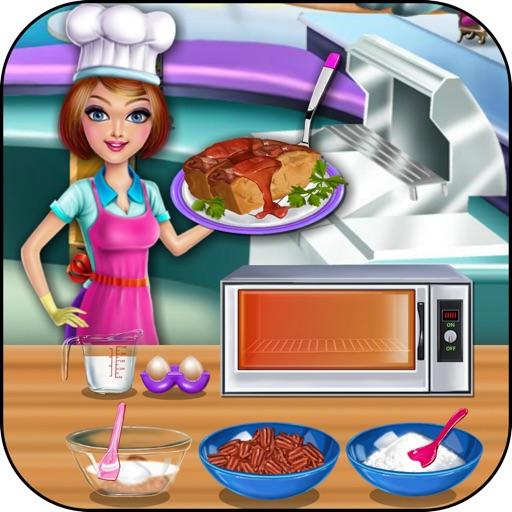 Cooking Brown Sugar Meatloaf iOS App