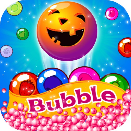 Happy Cookies: Candy Bubble iOS App
