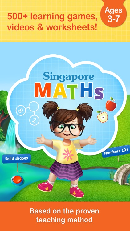1 Math Games App for Kids in Preschool & Kindergarten HD by ...
