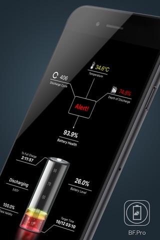 Battery Forecaster Pro screenshot 1