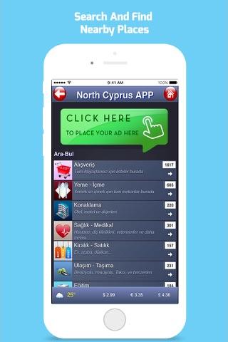 North Cyprus App screenshot 2