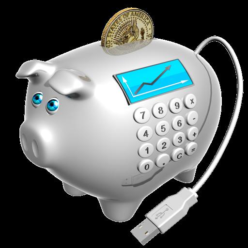 个人财产管理应用程序 Cashculator for Mac
