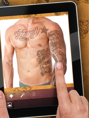 Captură de ecran iPad 2
