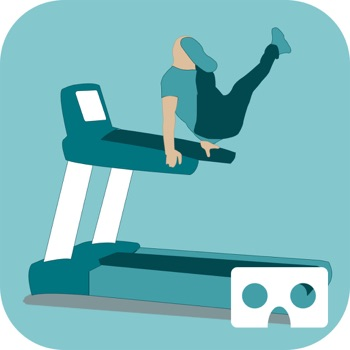VR Treadmill Dancer for iPhone