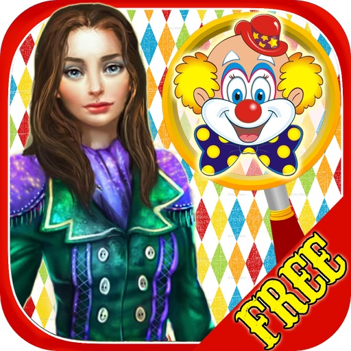 Free Hidden Objects:Circus & Carnival Hidden Object iOS App