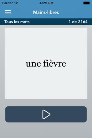 French | Romanian - AccelaStudy® screenshot 4