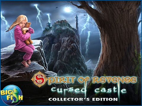Spirit Of Revenge Cursed Castle Hd A Hidden Object