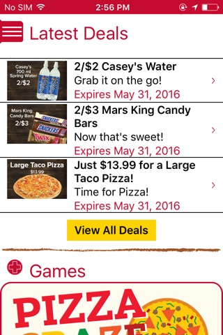 Casey's General Stores screenshot 2