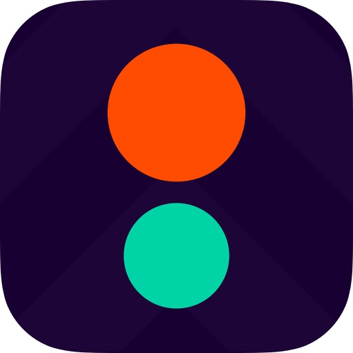 Two Dots - Amazing Boom of Color Switch