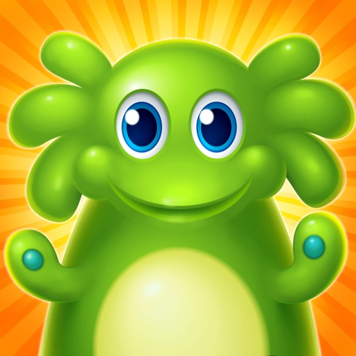 Alien Story - games for kids Icon