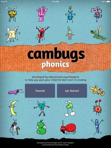 Cambugs Phonics Screenshots