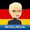 Imparare il tedesco rapidamente con MosaLingua: corso di conversazione e vocabolario