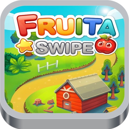Fruita Swipe Puzzle iOS App