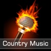 Country music radio fm streaming with live stations playing classic and best country hits playlists