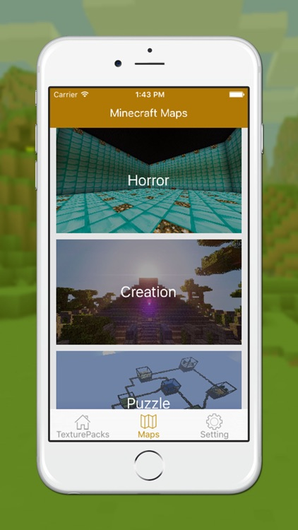 Best Texture Packs & Maps Lite for Minecraft PC Edition by Apx Web