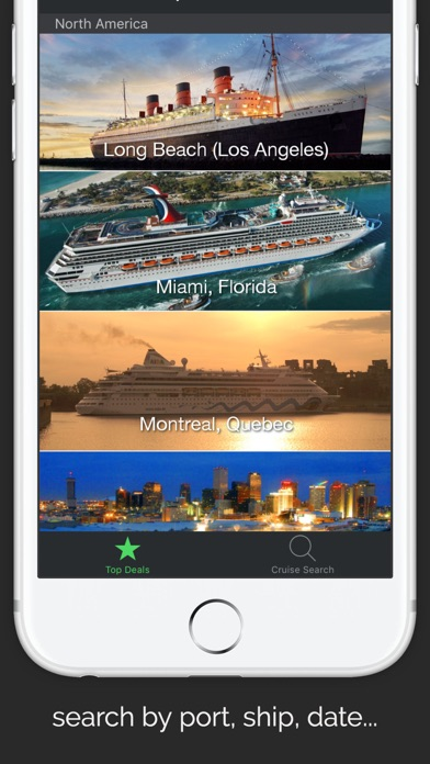 Cruise Deals Cheap Cruises En App Store - Cheap cruises from los angeles