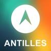 Antilles, Netherlands Offline GPS : Car Navigation