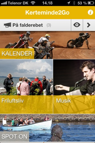 Kerteminde2Go screenshot 1