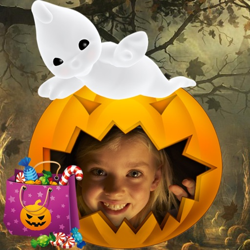 Halloween Photo Frames HD