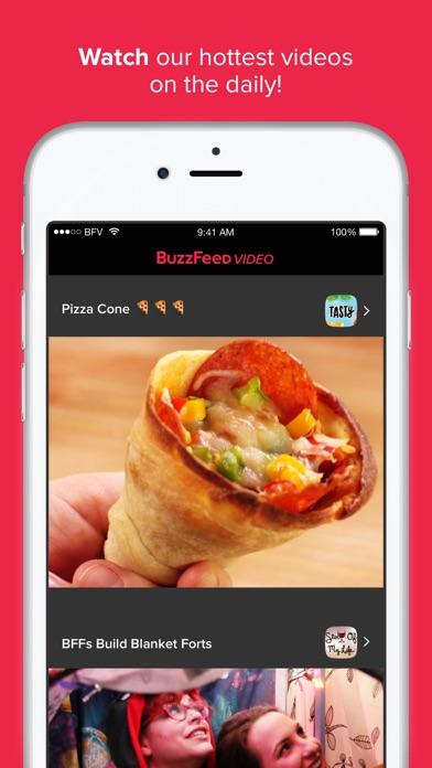 BuzzFeed Video Screenshot