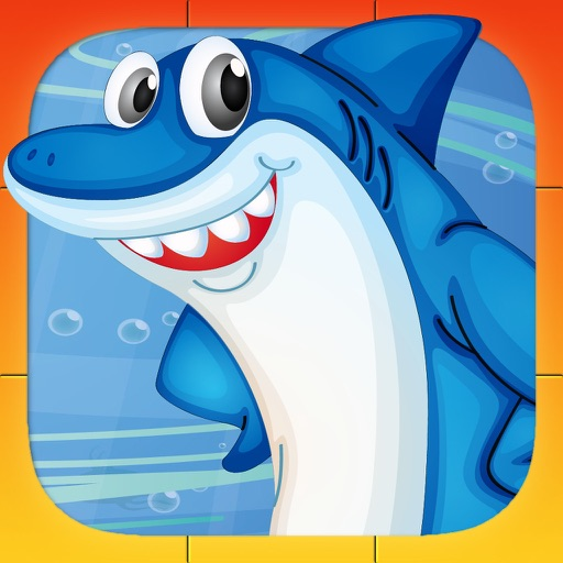 Sea Animals Puzzle Preschool kids Learning Games