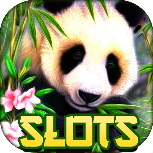 Wild Diamond Panda Slots Free Slot Machines Games By Scott